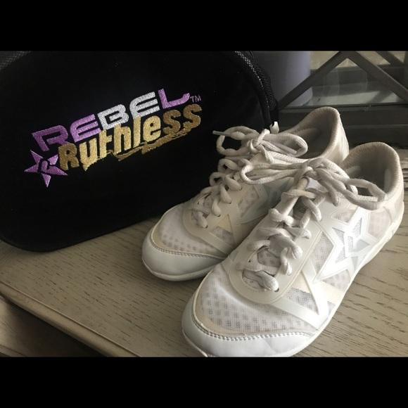 Rebel Shoes   Rebel Ruthless Cheer